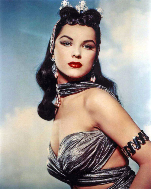 Debra paget sqsmaravillosa for West mathi best item